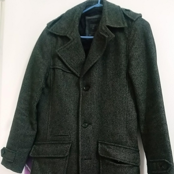 Esprit long peacoat coat